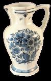 Krug Delfter Keramik